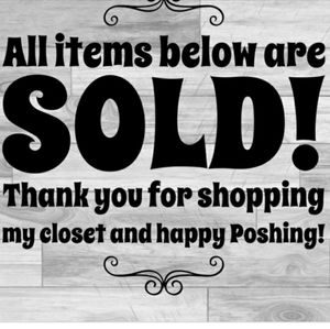 Other - 💖Thank you! Please Bundle for special offers💖💖